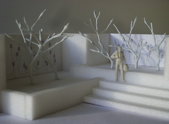 A -model of the proposal