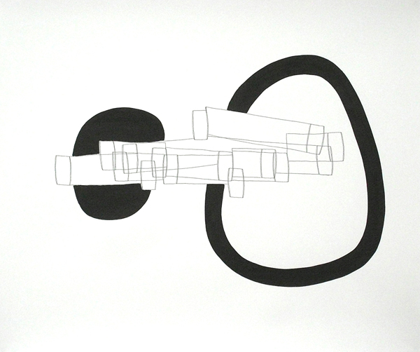 I_ink and pencil on paper_56x79cm